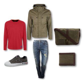 Fieldjacket plus LTB Jeans