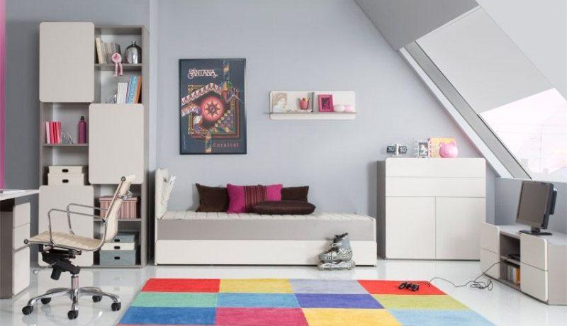 Ideas para habitaciones para nias