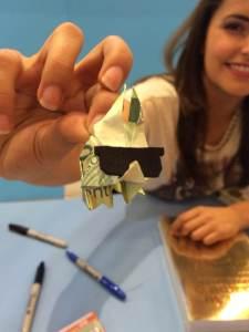 PCC origami Pequeño Cerdo Capitalista