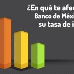 Que no se te pase de noche la subida de tasas de Banxico