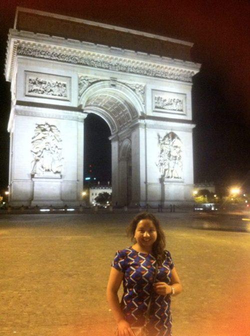 Viaje a Europa París y Roma