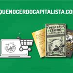 ¡Compra los libros del Pequeño Cerdo Capitalista autografiados aquí!