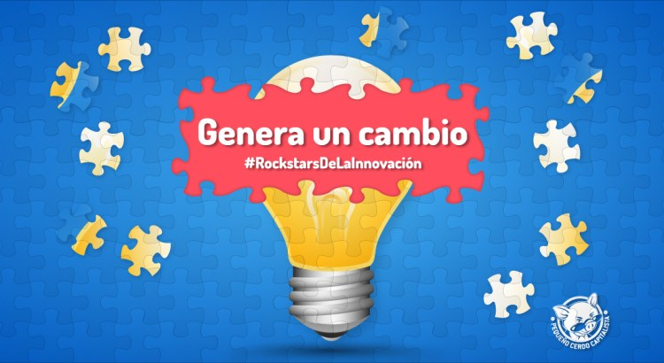 ¿Cómo innovar en lo que haces? 5 lecciones de los #RockstarsDeLaInnovación