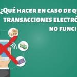 ¿Por qué presentaste problemas en tus transferencias electrónicas? Falla en SPEI