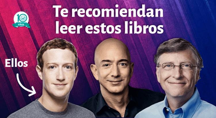 Libros que recomiendan leer los millonarios