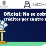 Es oficial la prórroga de pagos de créditos bancarios ante el coronavirus