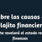 TEST: Descubre las causas de tu relajito financiero
