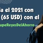 Empieza el 2021 con dinero| #RetoLupeReyesDelAhorro