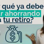 Ahorro para el retiro: Según tu edad¿vas a tiempo o te estás tardando?
