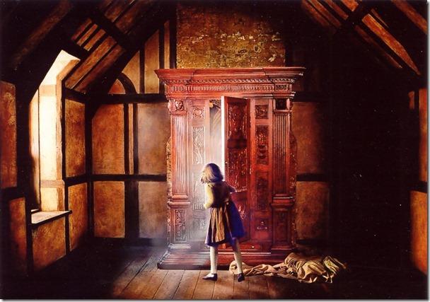 Uma das minhas adaptações literárias preferidas é As Crônicas de Nárnia - O Leão, A Feiticeira e o Guarda-Roupa.