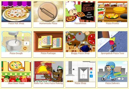 Juegos de cocina los ms divertidos de la red  Pequeociocom