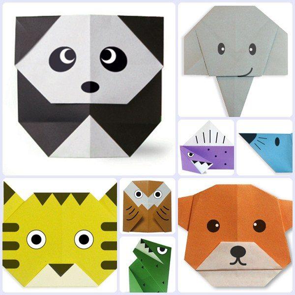 Los seis sabios ciegos y el elefante · 3. Origami para niños - Pequeocio