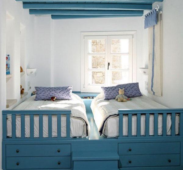 Cmo decorar habitaciones infantiles pequeas  Pequeociocom