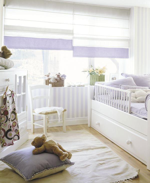 10 ideas para decorar la habitacin del beb  Pequeociocom