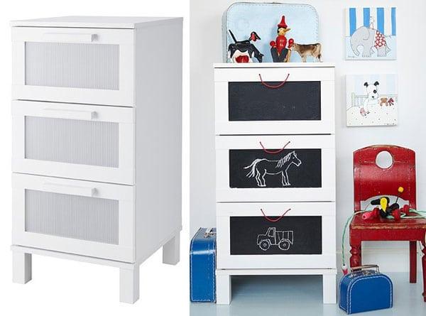 7 ideas para personalizar los muebles de Ikea  Pequeociocom