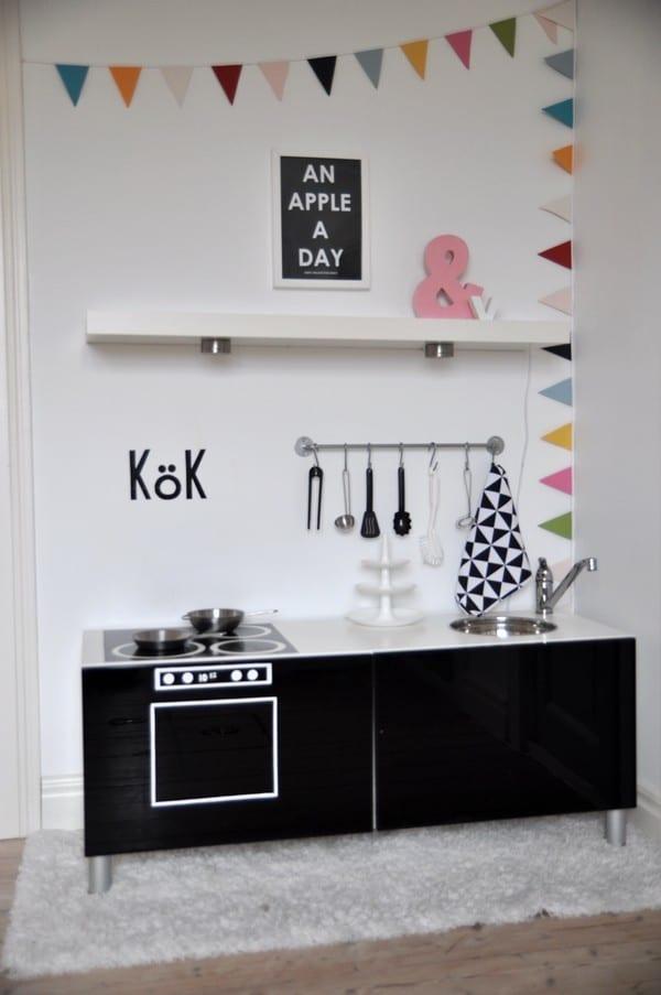 6 Ikea Hacks para nios  Pequeociocom