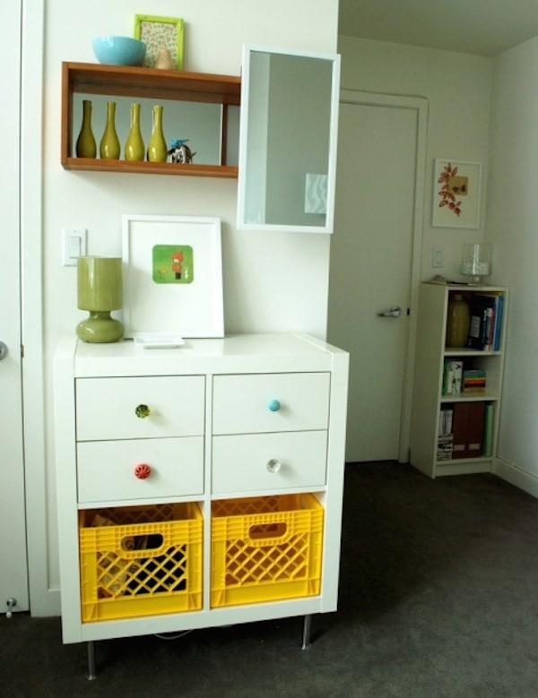 Muebles infantiles 9 Ikea Hacks de estanteras