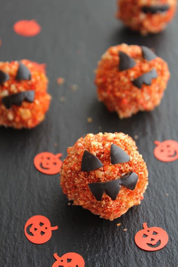 Recetas de Halloween una cena de miedo  Pequeociocom