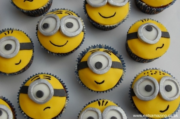 10 Cupcakes Originales 161 Y F 225 Ciles Para Fiestas Pequeocio