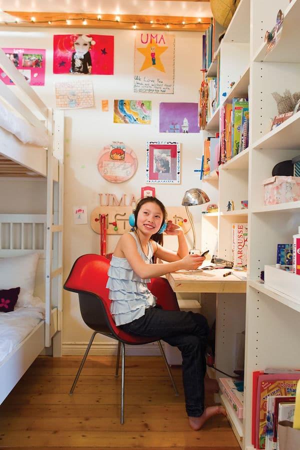 6 habitaciones infantiles pequeas  Pequeociocom
