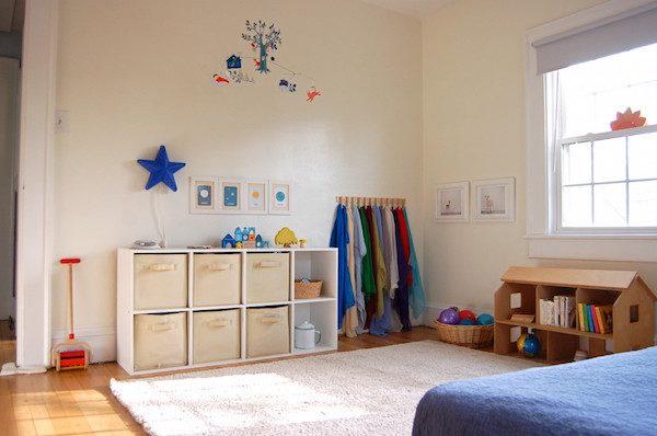 Habitaciones infantiles Montessori ideas prcticas