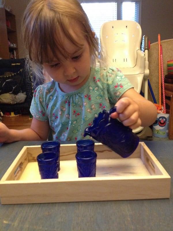 Actividades Montessori para nios de 3 a 5 aos  Pequeocio