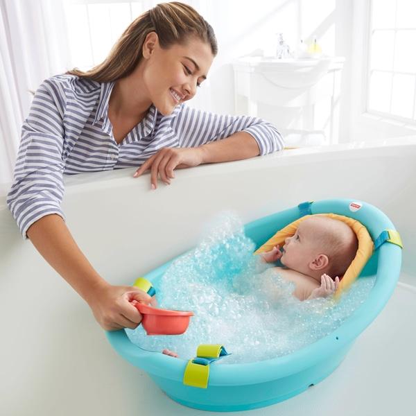 baños para bebes recien nacidos