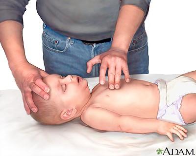 rcp en bebes ayuda