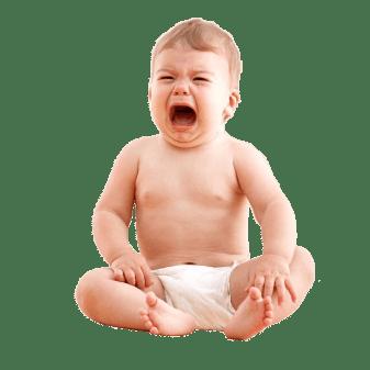 El llanto del recién nacido