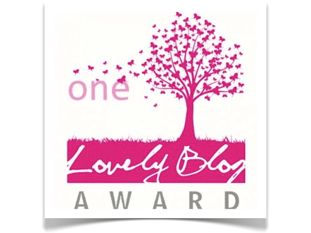 One Lonely Blog Award