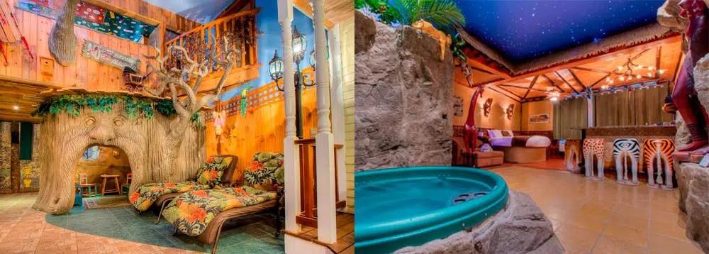 5 increbles hoteles para nios  PequeViajes