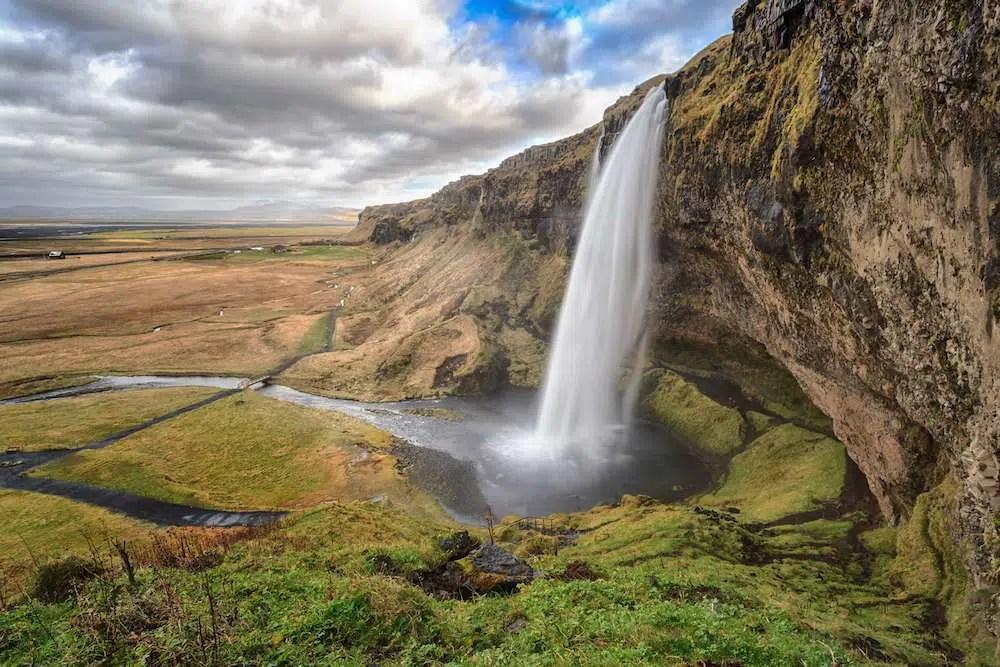 Paisajes naturales las cascadas ms espectaculares del