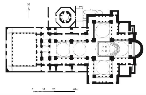 small resolution of theologian plan of st john basilica