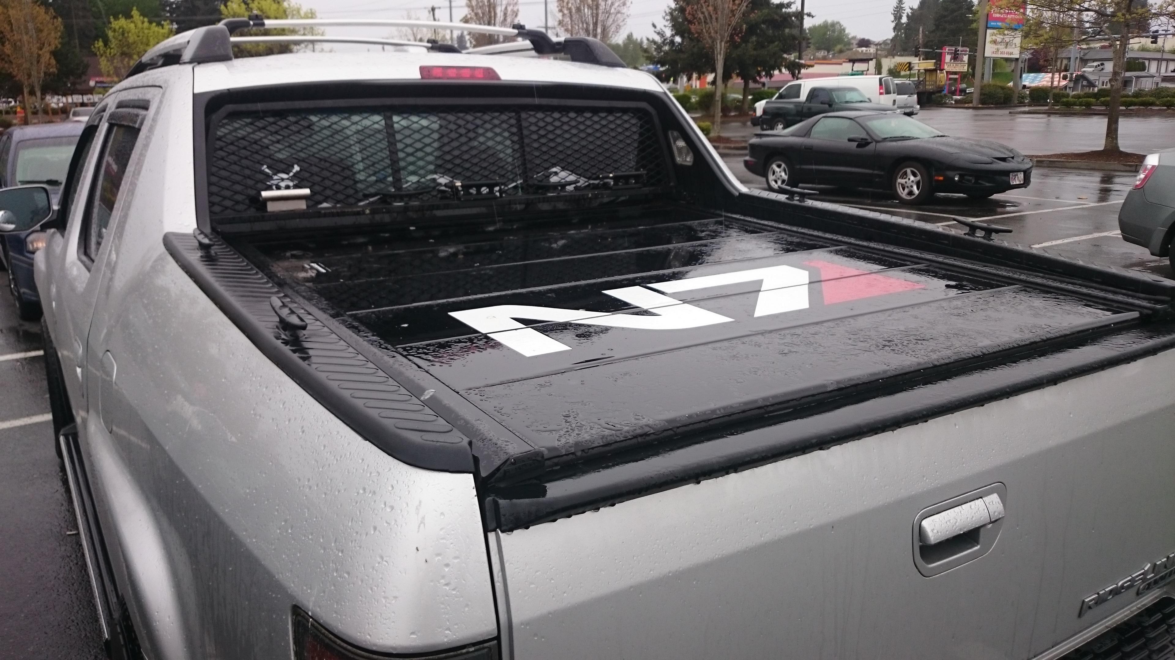 2009 Honda Ridgeline Pickup Truck Bed Covers Peragon