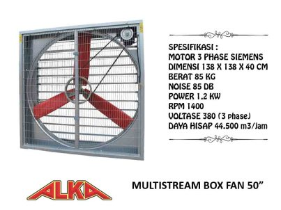 cone fan 50 inch, blower kandang ayam, cone fan kandang ayam, exhaust fan kandang ayam