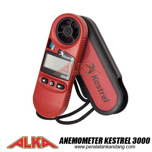 anemometer, alat pengukur kecepatan angin, alat pengukur suhu, alat pengukur kelembaban, kestrel 3000, kestrel anemometer, peralatan kandang ayam, peralatan kandang,alat kandang ayam, alat kandang