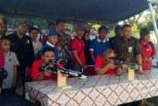 Dalam Rangka HUT RI Ke-71 Perbakin Kota Makassar Menggelar Kejuaraan Walikota CUP