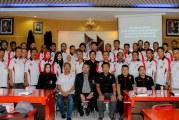 Foto: Penataran Juri Lisensi C Nasional Perbakin Kota Makassar 2016