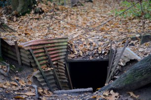 Trench Tunnel