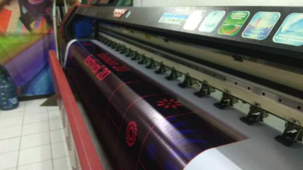 Pengertian printing