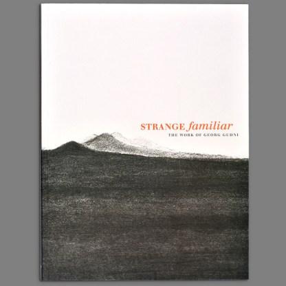 Bookcover of Strange Familiar by Georg Gudni