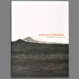 Bookcover of Strange Familiar by Georg Gudni