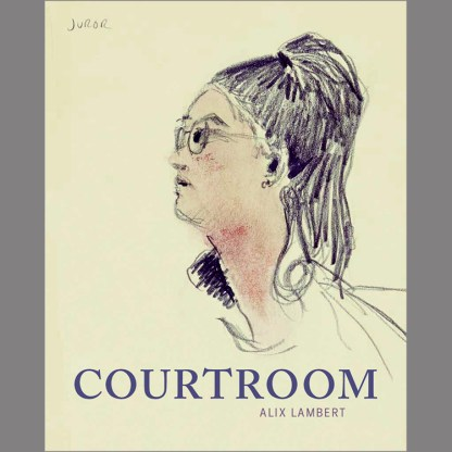 Courtroom by Alix Lambert