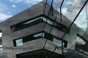 """Veranstaltungsgebäude """"Schwarzer Panther"""", Graz, Österreich"""