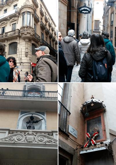 Ruta de Urban Explorer
