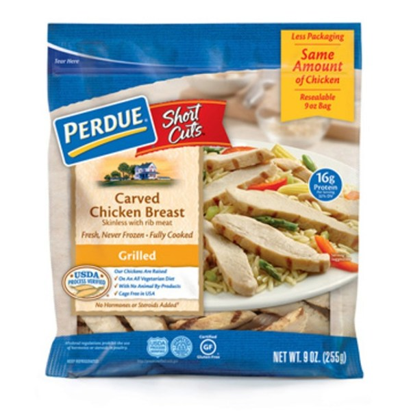PERDUE HARVESTLAND Grilled Chicken Breast Strips Fully