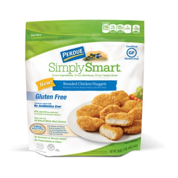 PERDUE Chicken Breast Nuggets With Cheddar Cheese 12 oz