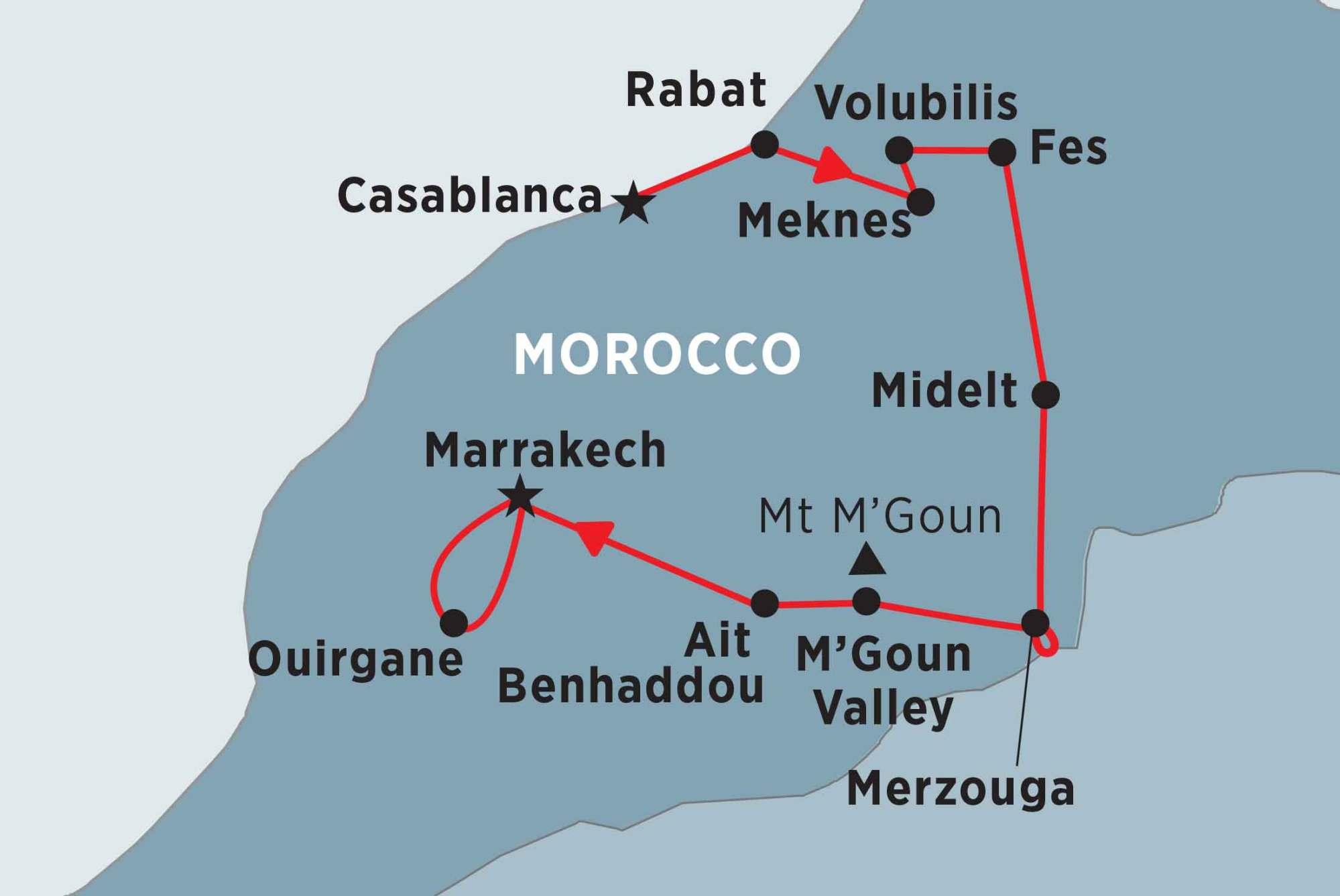 hight resolution of morocco explorer