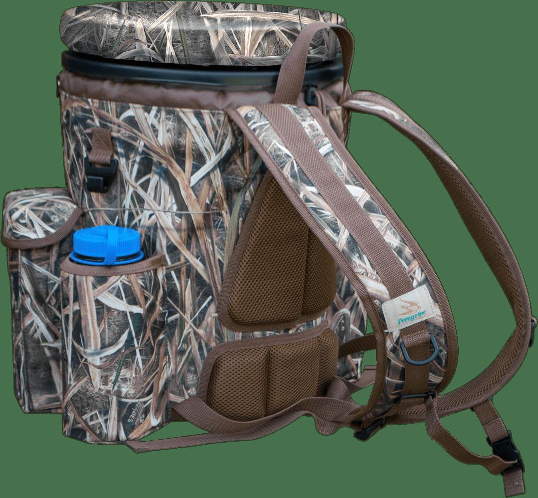 predator hunting chair wheelchair qb venture bucket pack sgb