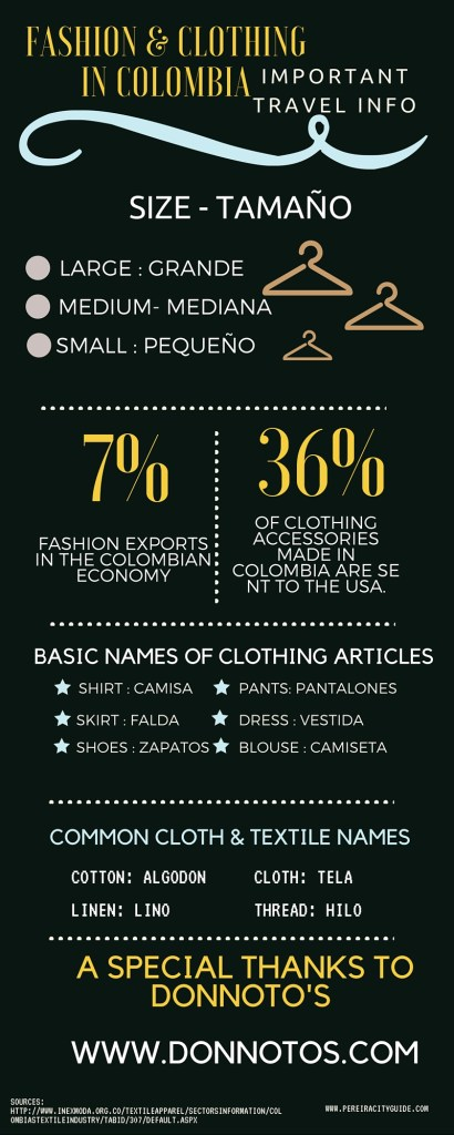 Custom Tailored Clothing in Pereira